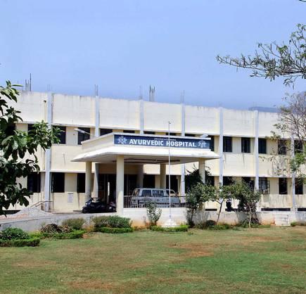 TTD Ayurvedic Hospital for stroke rehabilitation