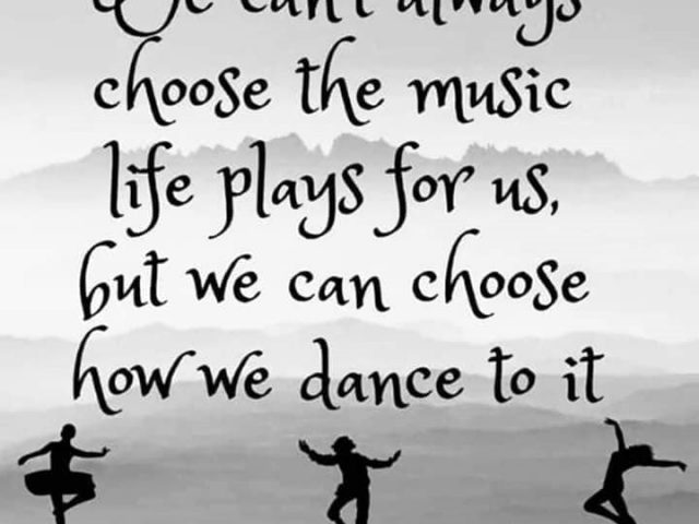 Choose how you dance !