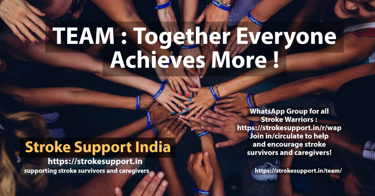 The power of a Team !