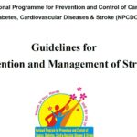Guidelines for prevention and Management of Stroke – Ministry of Health 2019
